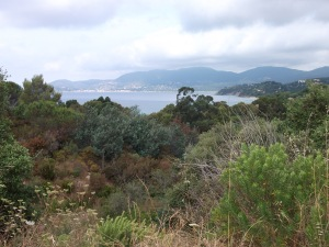 view from Gigaro
