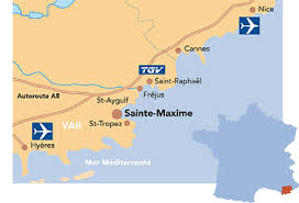 map ste maxime