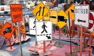 fr road signs